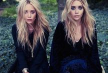 S T Y L E : Mary Kate and Ashley / The every day style and fashion moments of Mary Kate and Ashley Olsen.