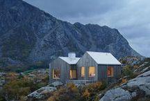 minimalistisk på fjellet