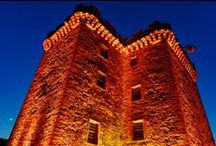 Dundas Castle Auld Keep / Our Auld Keep showcased in a 'new light'