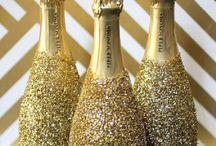 New Year Party Ideas / New Years Eve Party Ideas