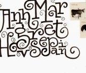 jean's lettering styles