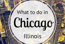 Visit the Windy City / Places to go in Chicago