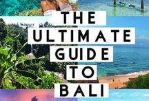 Bali Travel Inspiration / Bali beaches, travel guides, food inspiration and places to visit, beaches, travel, must see, hotels, instagram spots, travel inspiration, thestylishtrotter, solo travel, solo traveler, solo traveller.