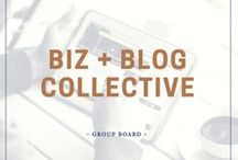 Biz + Blog Collective | Group Board / Biz & Blogging Tips and Tools.  Learn how to make money blogging. Learn about affiliate marketing, social media strategies, blogging strategies, email marketing tips and more. Open to Contributors. Please make sure repin others. Follow me (https://www.pinterest.com/doriankmckinney/) then email dorian@dorianmckinney.com with your Pinterest url and I will add you.  Don't forget to join the FB group of fellow bloggers at https://www.facebook.com/groups/BizBlogCollective/ <<Get more pins that way!