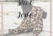 Shoe Love for all Women / A board dedicated to all the shoe loving women and fashionista moms out there!