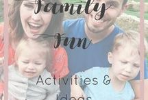 Family Fun Activities & Ideas
