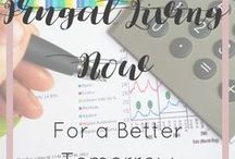 Frugal Living Now for a Better Tomorrow / A board dedicated to tips and tricks on how to live a frugal life, so you can have a great future!