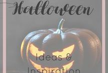 Halloween Ideas & Inspiration / This board is for all things Halloween! Costumes, tricks, treats, and more!