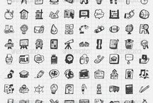Fonts and icones