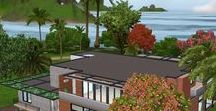 Mes constructions sims