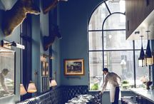 inspiration | classic style dining / Restaurant design that can stand the test of time #restaurant design