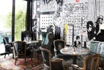 inspiration | eclectic bistro
