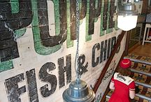 inspiration | fish & chips joint