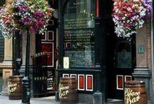 client | irish bar