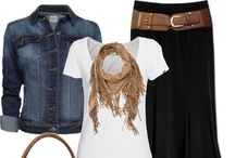 Fashionista and Style / Cute stuff to wear in style / by Christy Mindell