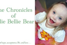 The Chronicles of Ellie Bellie Bear / Special Needs Parenting, Down syndrome, Sensory Processing Disorder, ADHD