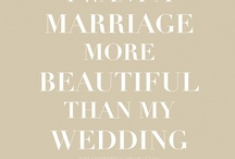 wedded bliss / by Olivia McCoy // Oh Deer Events