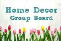 Home Decor / ********Currently this board is closed to new contributors.