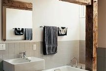 bathrooms / by Amy Adams