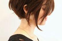 Hair Styles / by Sue Ashtigo Pittard