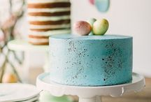 Holiday // Easter / Easter holiday: stylish ways to incorporate  bunny, egg or chick goodies and decor for this joyous celebration.  / by Janelle Siegrist // LeeMaeMarie