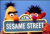 Sesame Street / by Megan McGuire