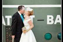 Fun Weddings at Fenway! / We had TWO adorable Fenway Park Weddings in Boston last summer. Such a unique and fun Boston Wedding Venue!