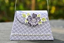 Stampin' Up! Petite Purse Die / Stampin' Up! Petite Purse Die Paper Crafting Sizzix