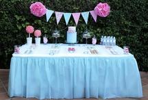 Mesas dulces/Candybar