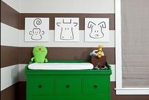 Kids Room / Decoração quartos infantis / by Céu de Loucos