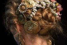 Hair & Make-Up for special events / by Sue Ashtigo Pittard