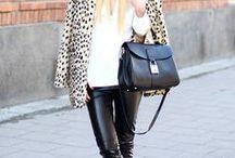 Winter Fashion / For fashionistas  / by Sue Ashtigo Pittard