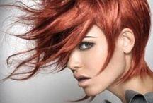 Hair Color / by Sue Ashtigo Pittard