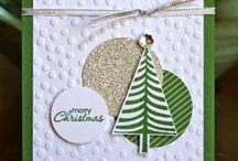 Stampin' Up! Christmas / Projects and ideas for Christmas using fabulous Stampin' Up! products. Visit my website to place your order: http://www.stampinup.net/esuite/home/krystalscards/ / by Krystal's Cards - Stampin' Up!
