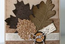 Stampin' Up! Fall / Fall cards and projects created with Stampin' Up! products.