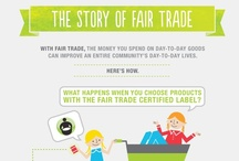 Fair Trade / Fair trade is an organized social movement and market-based approach that aims to help producers have better trading conditions and promote sustainability. / by Sugar Blisters