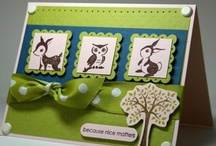 My Stampin' Up! 2009 Projects / Projects I posted in 2009 to my blog: http://krystalscardsandmore.blogspot.com You can purchase Stampin' Up! products at my online store: http://www.stampinup.net/esuite/home/krystalscards/ / by Krystal's Cards - Stampin' Up!