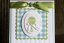 Stampin' Up! Baby Cards / Stampin' Up! Baby Cards created by various talented Stampin' Up! stampers. / by Krystal's Cards - Stampin' Up!