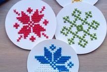 Embroidery_cross stitch / cross stitch embroidery & project ideas