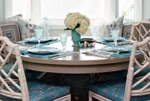 Gather Around the Table / kitchen tables / by Kitchen Resource Direct