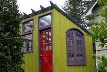 TINY HOUSES / by Jane Tribick
