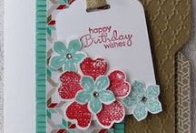 Stampin' Up! Envelope Punch Board / Creative Ideas using the Stampin' Up! Envelope Punch Board