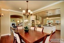Dining Rooms / Dining Room design inspiration  / by Cabinets.com by Kitchen Resource Direct
