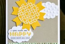 Stampin' Up! 2014 Sale-A-Bration / Cards and Projects using the FREE products from the Stampin' Up! 2014 Sale-A-Bration promotion catalog.