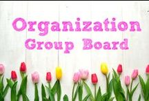 Organization ~ Group Board / ********Currently this board is closed to new contributors.