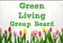 Green Living ~ Group Board / *******Now accepting contributors - email me at info@savingthefamilymoney.com to be added.  Please include your PINTEREST PROFILE LINK in the email. You must be following the board you want to be added to.  The PIN HAS TO BE FOR GREEN LIVING.  Look at what is already shared.  ********** Non fitting pins will be deleted.  Please only pin 5 per board, per day.  Pins must link back to original source.  Thanks! http://savingthefamilymoney.com ~ Karen / by Karen ~ SavingTheFamilyMoney.com