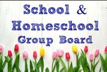 School & Homeschooling ~ Group Board / ********Currently this board is closed to new contributors.