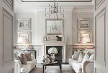 ||| Glam ||| / Elegant and indulgent, living in luxurious style.
