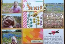 Stampin' Up! Project Life Ideas / Great ideas using Project Life scrapbook products from Stampin' Up!