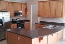 Jupiter Cabinets / Deerfield Jupiter assembled cabinets / by Kitchen Resource Direct